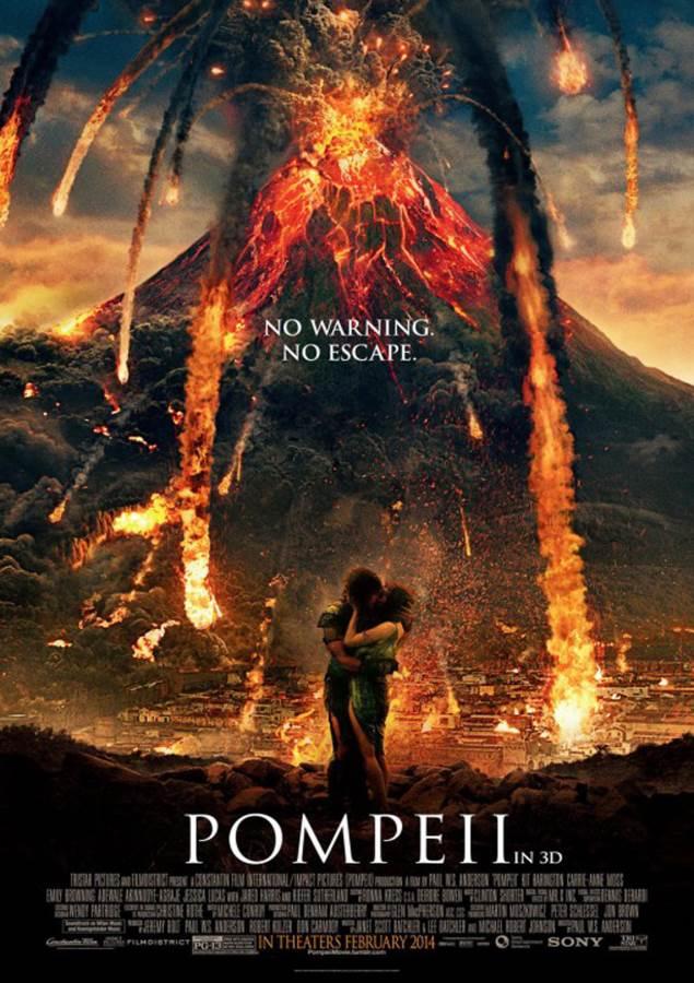 Pompeii Movie Review English