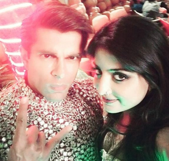 Poonam Kaur Joins With Karan Singh Grover!