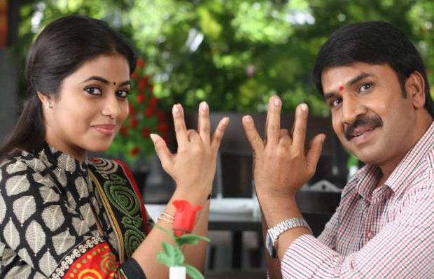 Poorna Joins With Srinivasa Reddy For Jayammu Nishayymmura!