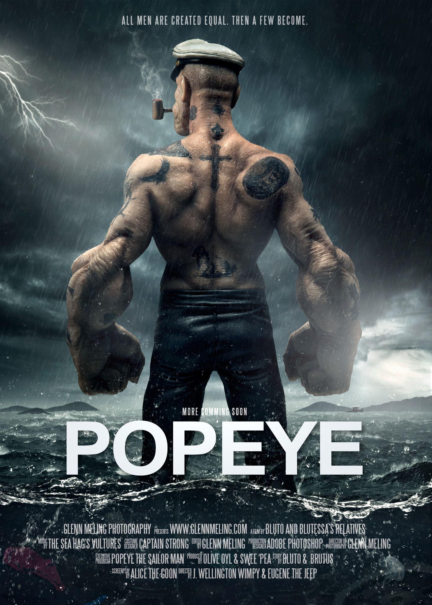 Popeye Movie Review English