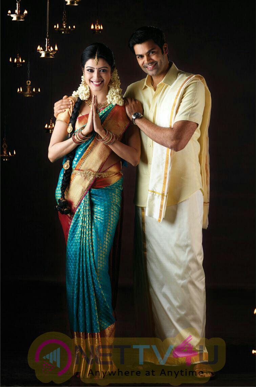 Popular Tamil Actor Ganesh Venkatraman Hot Images