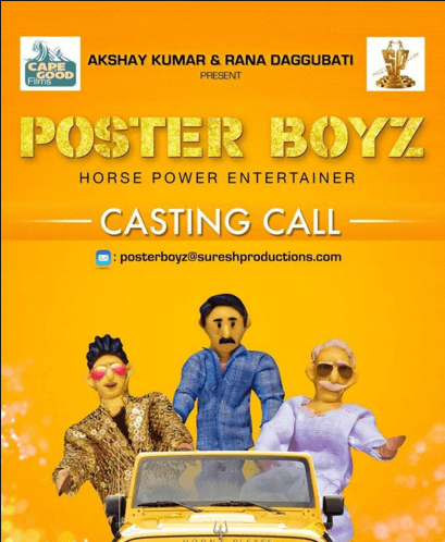Poster Boyz Movie Review Telugu Movie Review