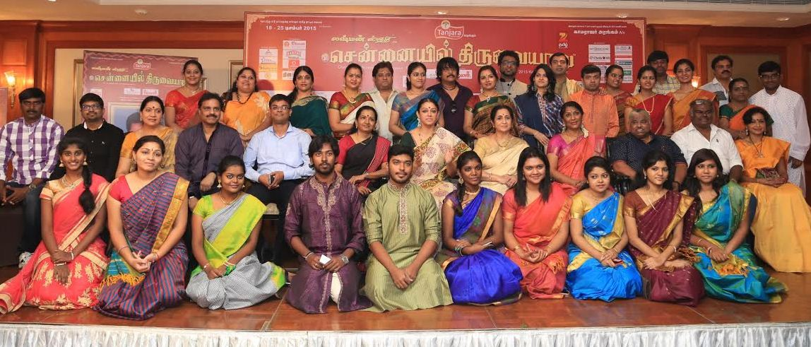 Prabhu Deva To Launch Lakshman Shruthi's Chennayil Thiruvayyaru!