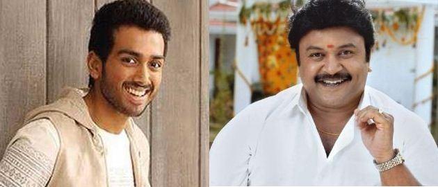 Prabhu's New Venture With Kalidas Jayaram! Tamil News