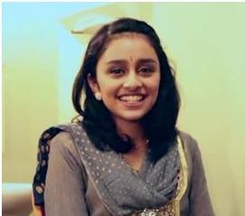 Pragathi Guruprasad Tamil Actress