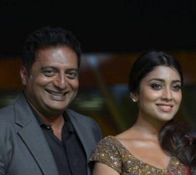 Prakash Raj Is Ready To Direct Shriya And Nana ..