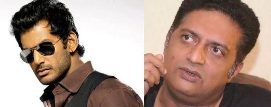 Prakash Raj Supports Vishal And Team!