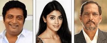 Prakash Raj Will Direct Nana Patekar In Next