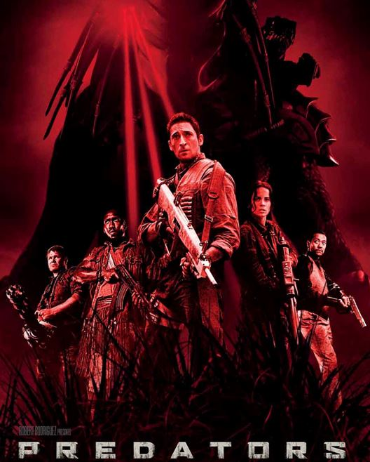 Predators Movie Review English Movie Review