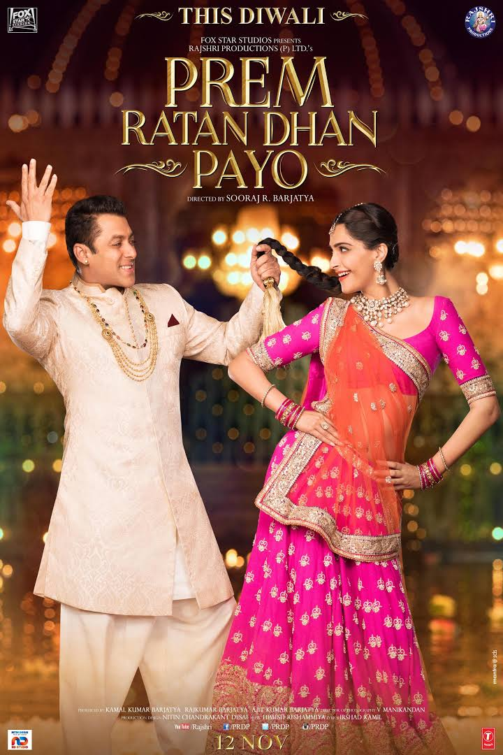 Prem Ratan Dhan Payo Movie Review