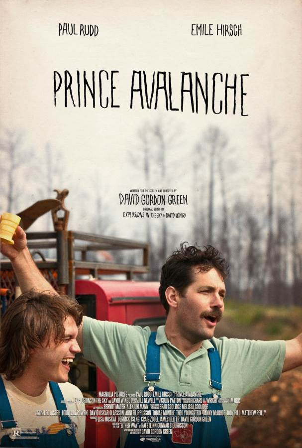 Prince Avalanche Movie Review English