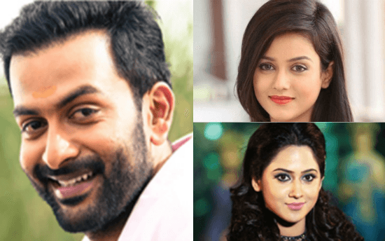 Prithviraj To Share Screenspace With Miya And Mishti In Adam