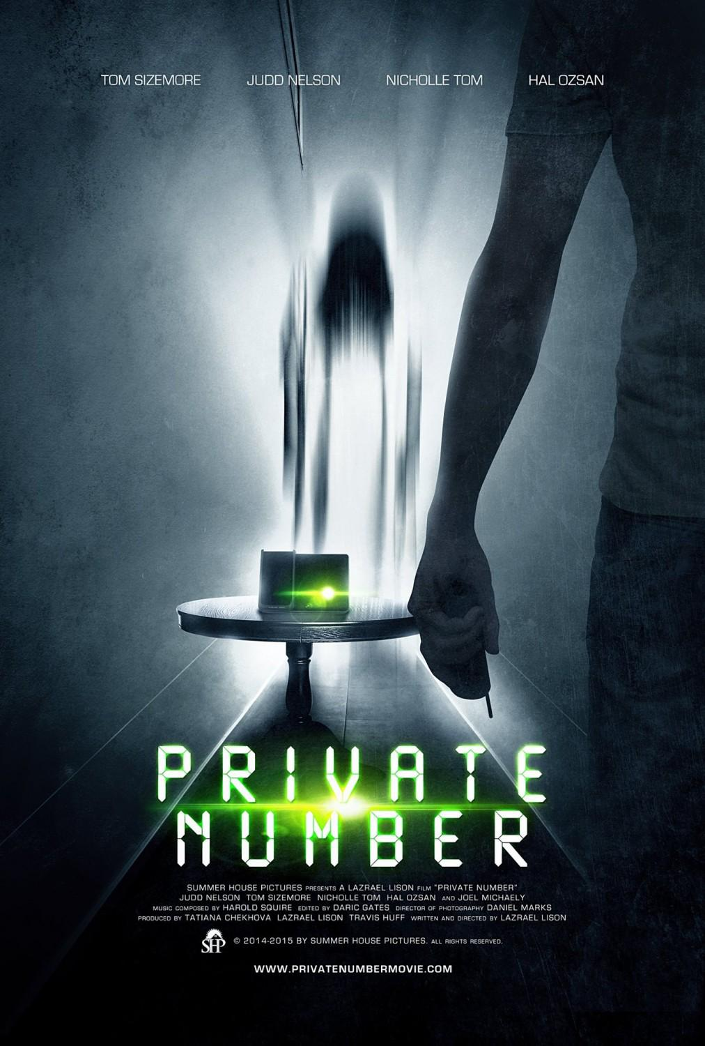 Private Number Movie Review English