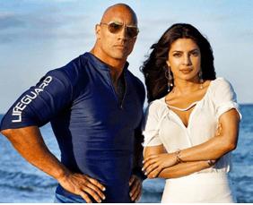Priyanka Chopra Joins Sets Of Baywatch In Calif..