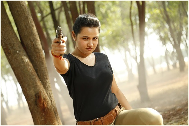 Priyanka Kothari To Play The Title Role In Bullet Rani