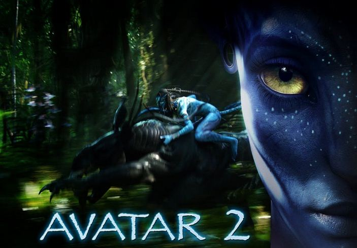 Producer Jon Landau Of 'Avatar' Opens His New Artwork!