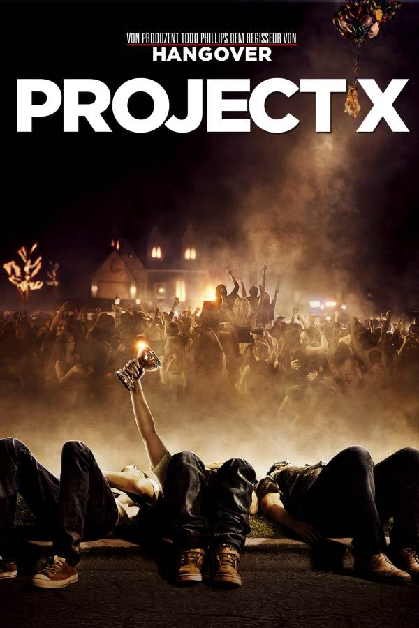 Project X Movie Review English