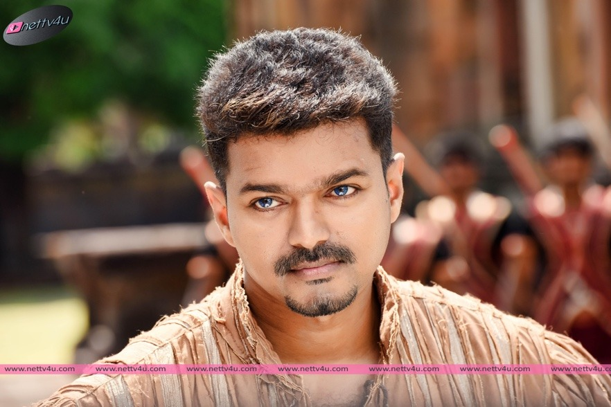 Ilayathalapathi Vijay's Puli Movie Latest Stills