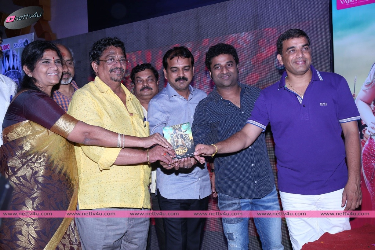 Puli Telugu Movie Audio Launch Photos
