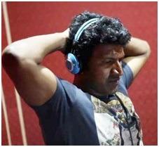 Puneeth Rajkumar In Mysuru To Sing His Next Fil..