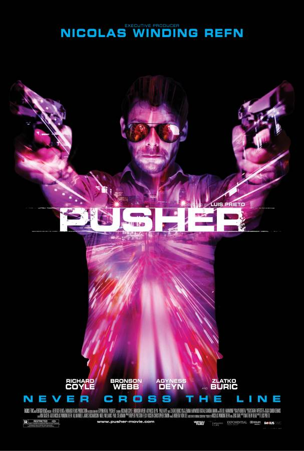 Pusher Movie Review English