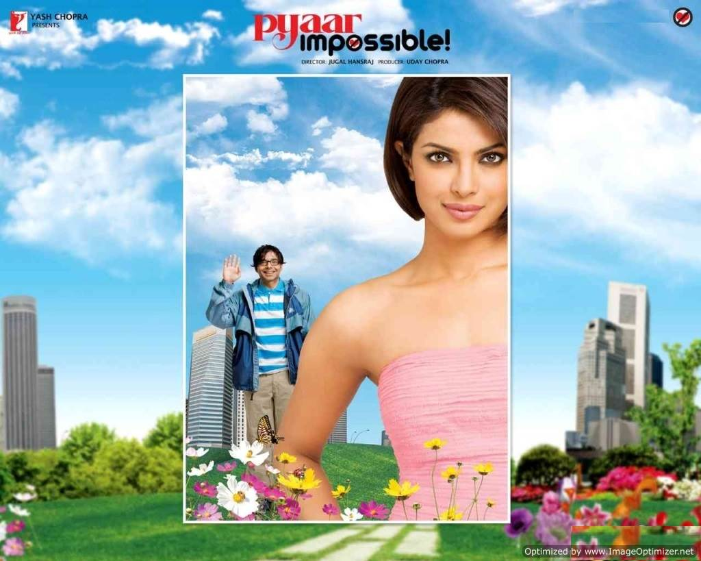 Pyaar Impossible! Movie Review Hindi