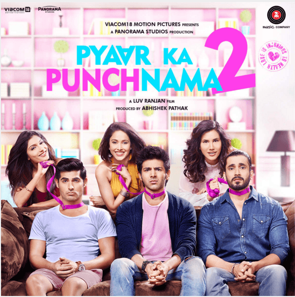 Pyaar Ka Punchnama 2 Movie Review Hindi