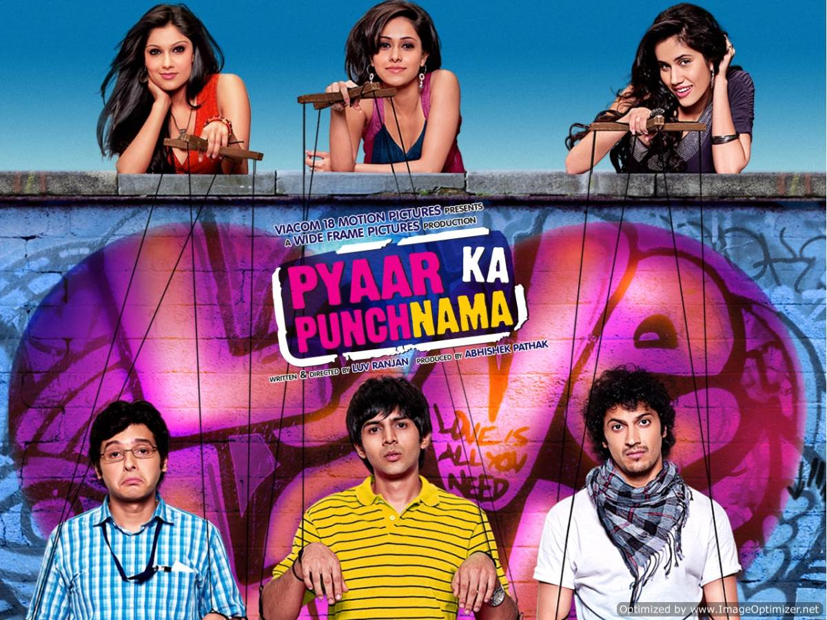 Pyar ka Punchnama Movie Review Hindi