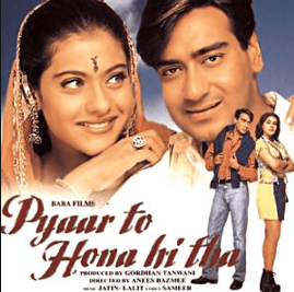 Pyar To Hona Hi Tha Movie Review Hindi Movie Review