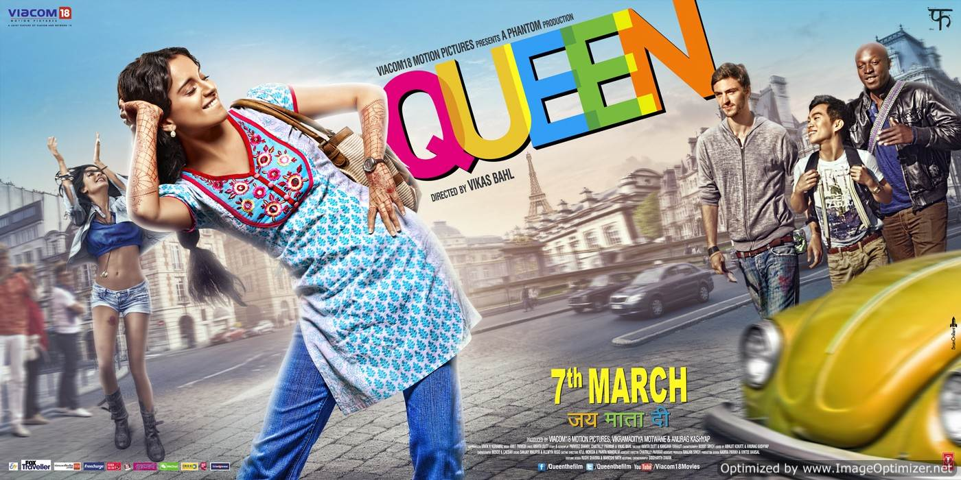 Queen Movie Review Hindi