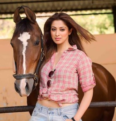 Raai Laxmi Loses 10 Kg For Her Bollywood Debut!