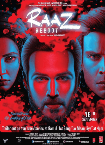 Raaz Reboot Movie Review Hindi Movie Review