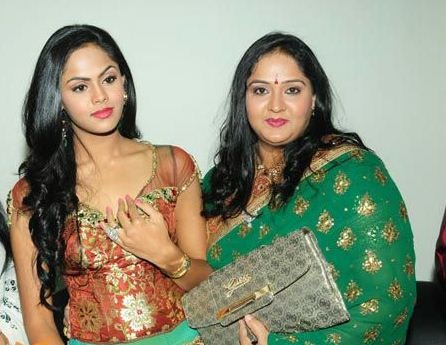 Radha And Karthika In Srilanka?