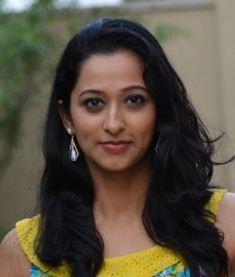 Radhika Chetan As A College Girl!