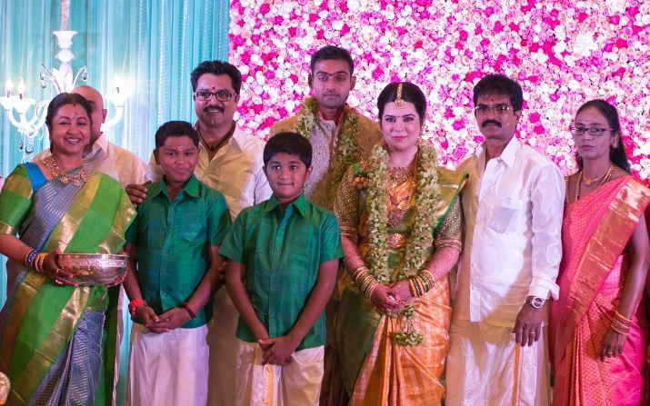 Radhika Sarathkumar's Daughter Rayane To Get Married This Week!