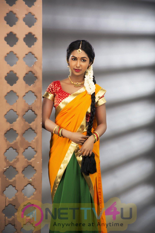 Ragini Nandwani Stylish Stills At Siddhartha Movie Audio Launch Telugu Gallery