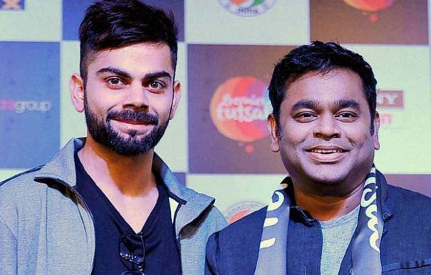 Rahman Is Shy To Dance – Virat Kohli