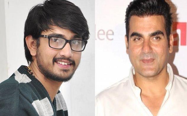 Raj Tarun To Lock Horns With Arbaaz Khan!