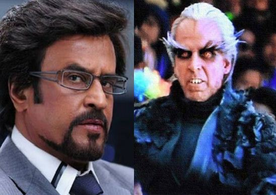Rajini – Akshay 2.0 First Look Details!