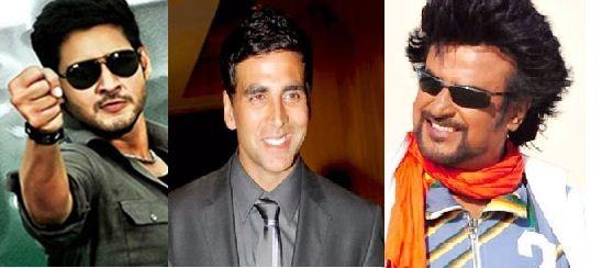 Rajinikanth's Villain To Lock Horns With Mahesh..