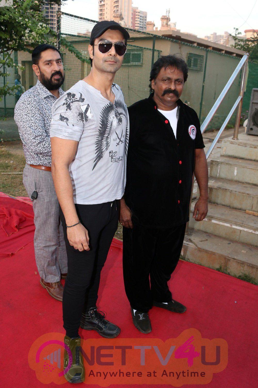 Rajneesh Duggal & Saurabh Chakraborty Celebrate Bruce Lee Birth Anniversary Photos Hindi Gallery