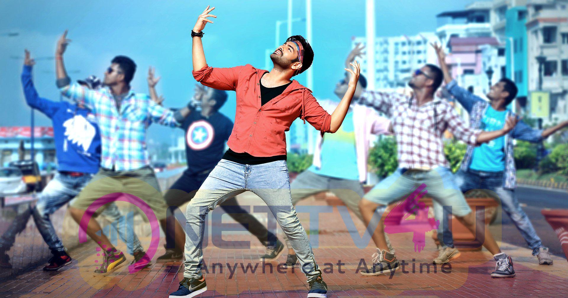 Ram In Hyper Telugu Movie New Look Still