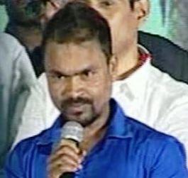 Ram Paidishetty Telugu Actor