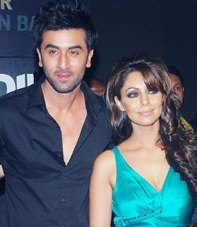 Ranbir's Day Out With Gauri Khan!