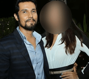 Randeep Hooda Seen With Actress In Boxing Champ..