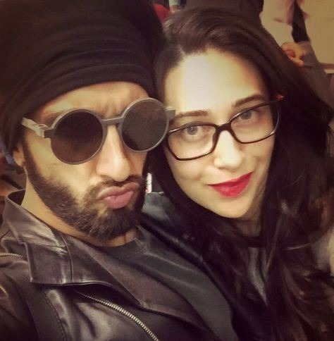 Ranveer And Karisma - Picture Perfect!