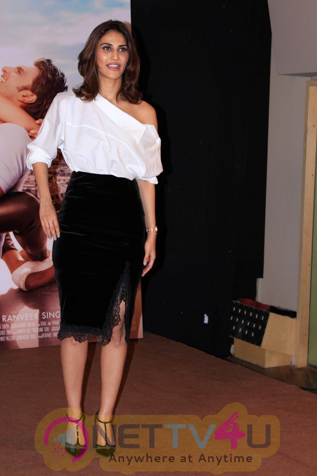 Ranveer Singh & Vaani Kapoor At Launch Of Song You And Men Film Befikre Stills