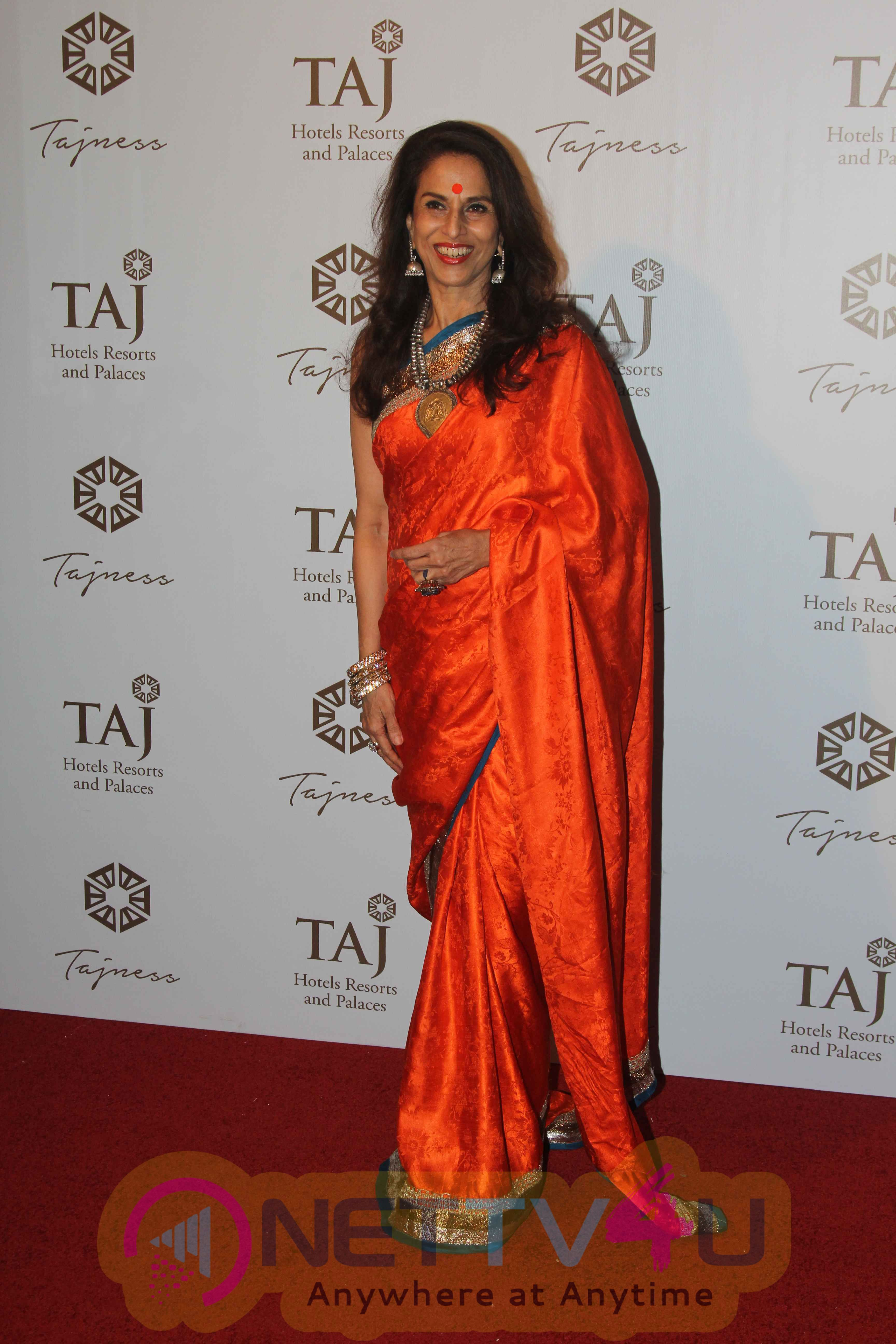 Ratan Tata Event At Taj Hotel Event Photos