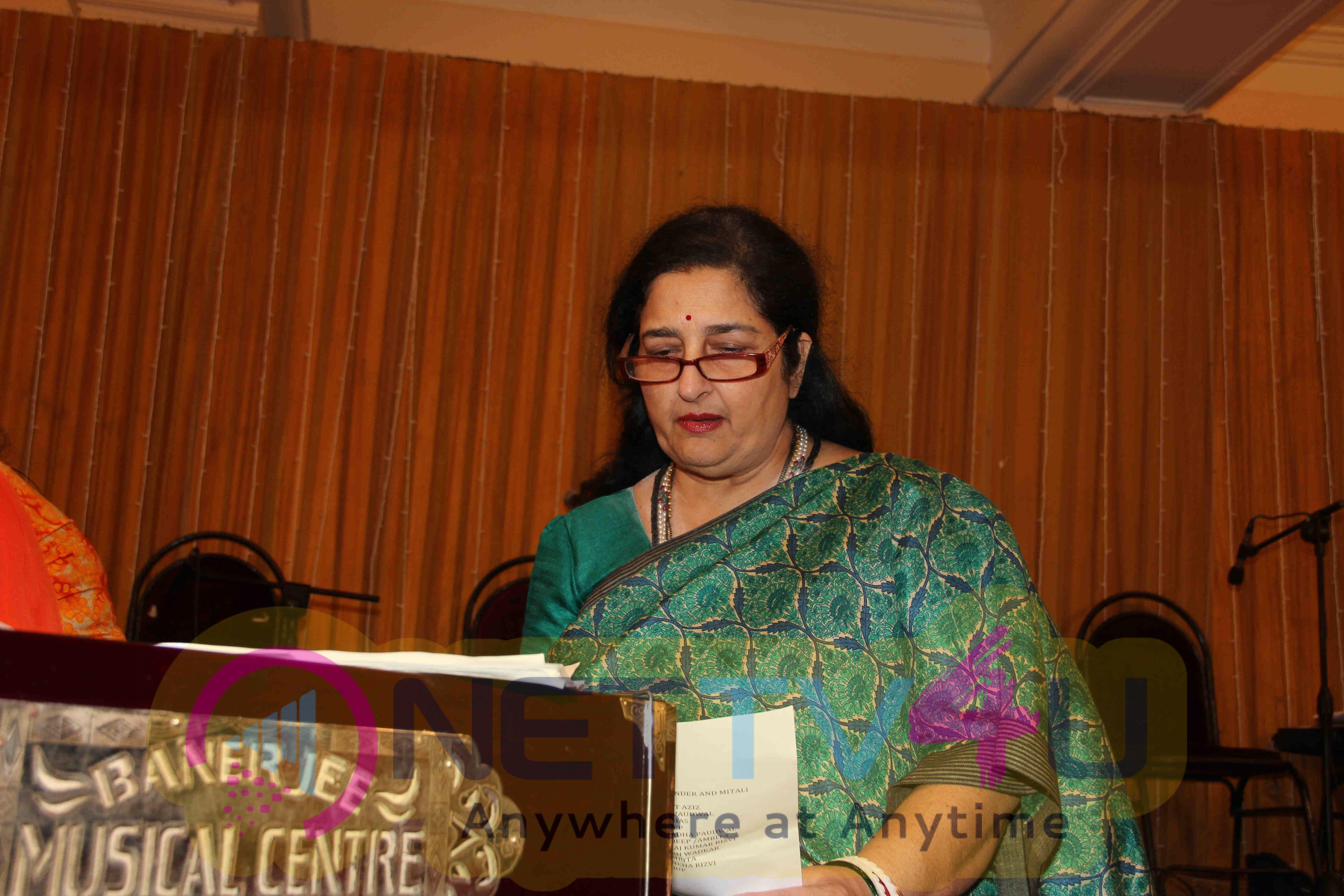 Rehearsal Of The15th Khazana Ghazal Festival 2016 Photos Hindi Gallery