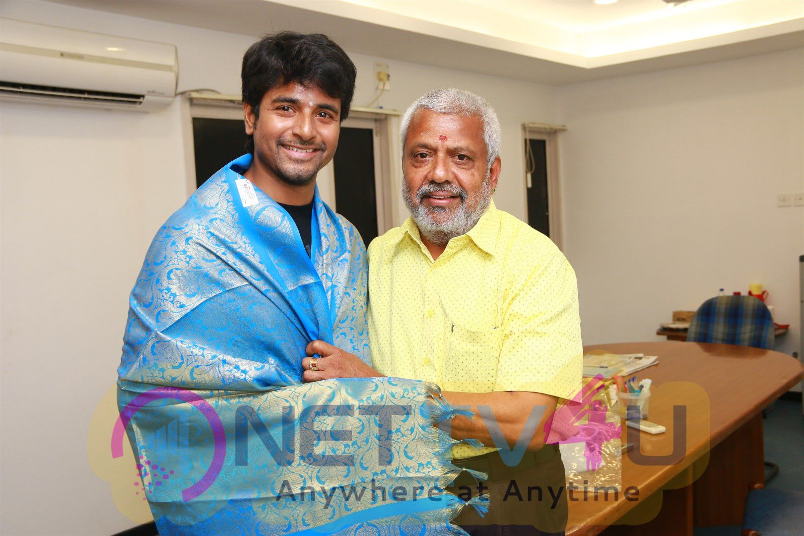 Remo Movie Dubbing In Prasad Lab Photos